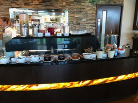 breakfast the aLoft Excel