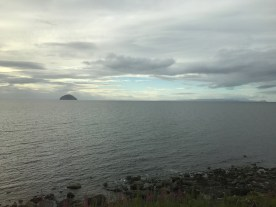 View on the journey from Cairnryan to Ayr