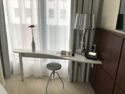 Ruby Lilly hotel Munich work desk