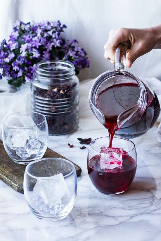 Image result for pinterest Hibiscus Tea