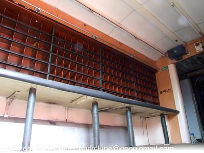 Post Office Sorting Van NSA 80395 at CF Booths Scrapyard on the 2nd June 2007