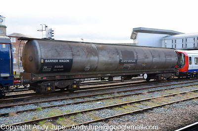 KBA VTG 85936 at Derby on the 24th February 2012