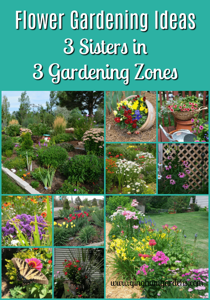 Flower Gardening Ideas | 3 Different Gardening Zones