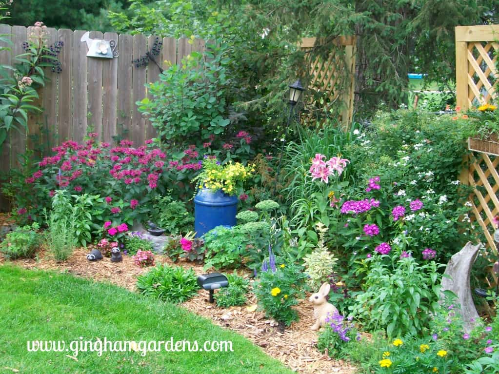 Flower Gardening Ideas: 3 Sisters in 3 Gardening Zones - Gingham Gardens