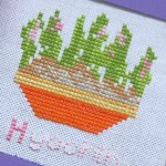 Friday free cross stitch!