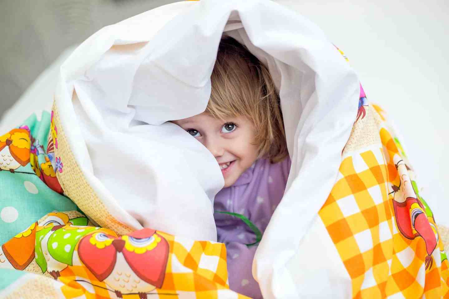 5 Simple Habits That Will Improve Your Toddler's Sleep