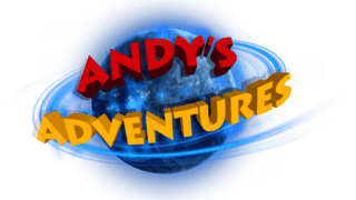 Toddler TV show Andy's Adventures logo
