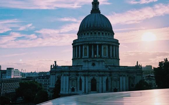 St Paul, London musings