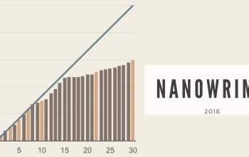 Der NaNoWriMo 2018 – Ein Bericht