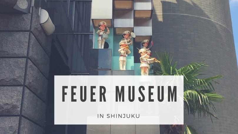 Feuer Museum in Shinjuku