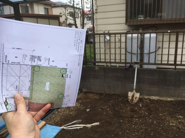 Garden Design Studies - Plan