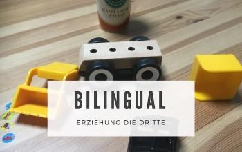 Bilinguale Erziehung die 3.