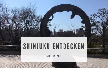 Shinjuku Entdecken