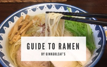 Ginkgoleafs Guide to Ramen