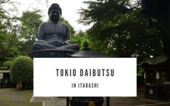 Tokyo Daibutsu in Itabashi