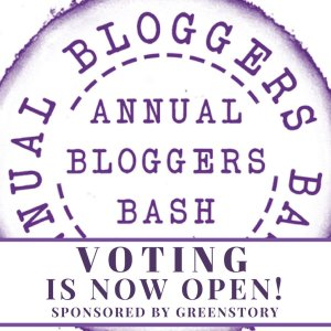 Bloggers Bash Nomination Badge