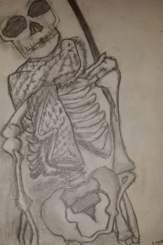 Mr. Dapper Bones