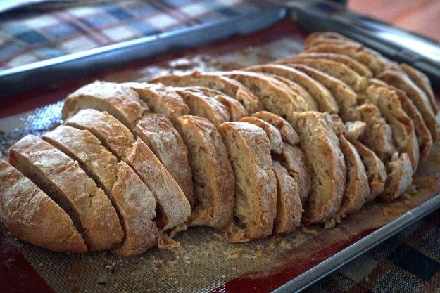 Italian Bread-Sliced