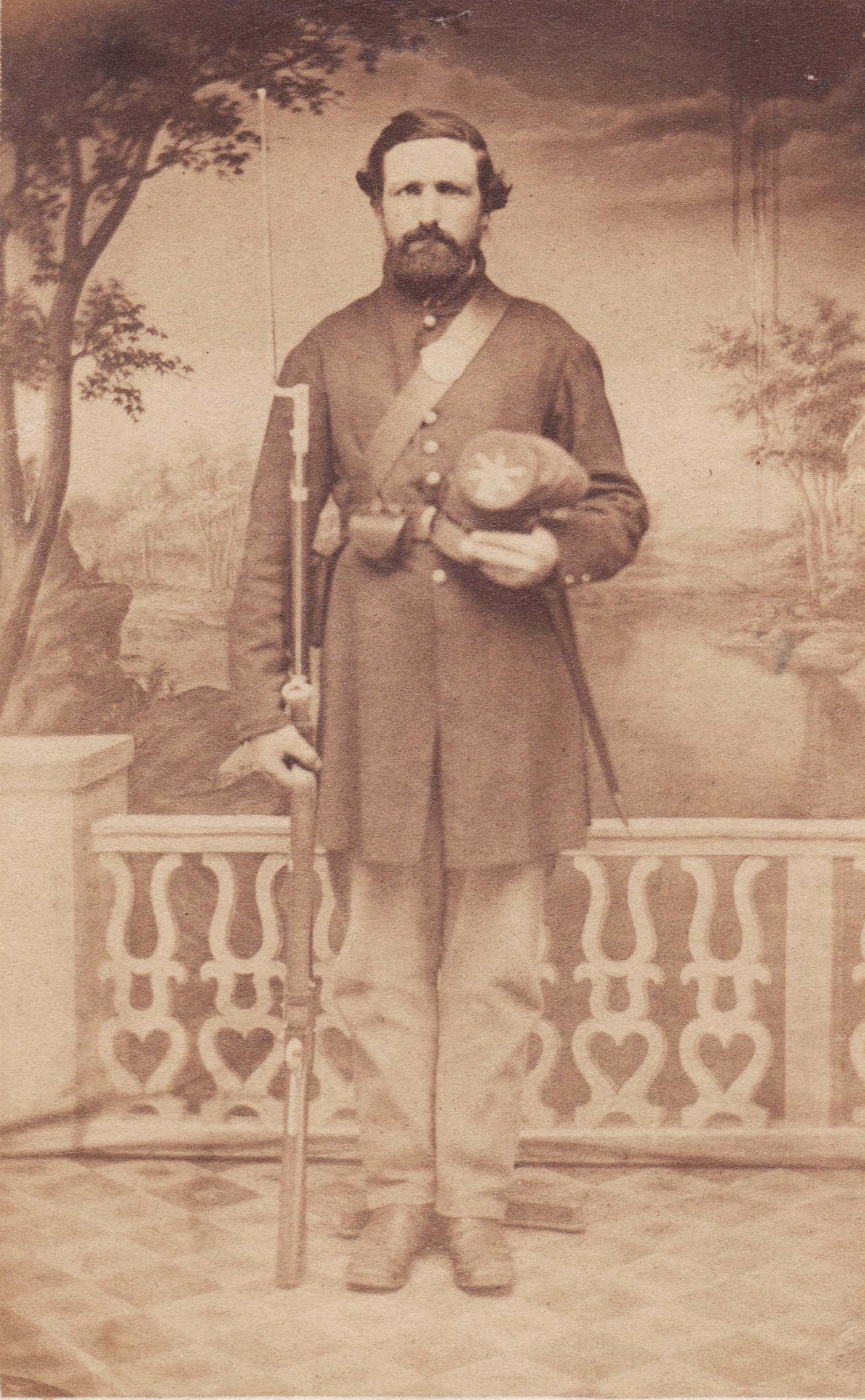 DAVID JOHNSON UNION SOLDIER (2)