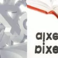 Picture depicting dyslexia