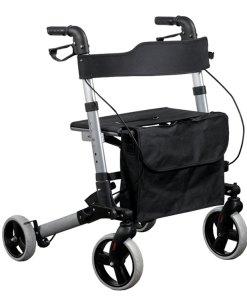 Andador com 04 Rodas Superlux - Mobil Saúde