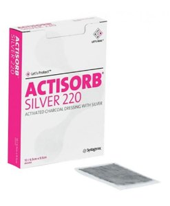 Actisorb Silver 220 Systagenix