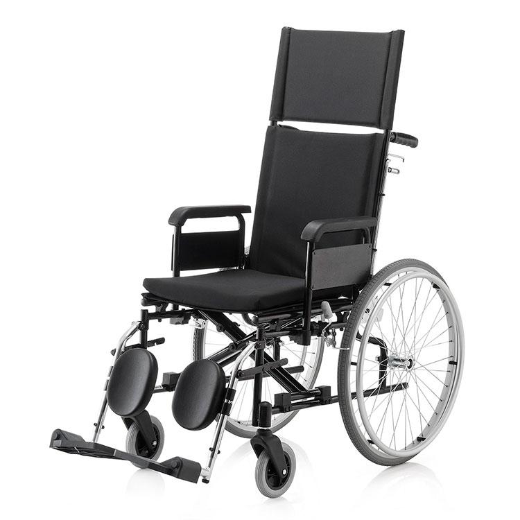 Cadeira de rodas KR plus Jaguaribe - Gino Material Médico Hospitalar baad42f0074ea