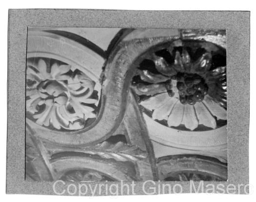 Gino Masero - restoration stone work St Paul's