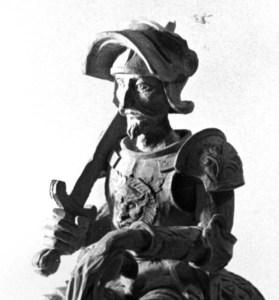 Don Quixote & Rosinante - Gino Masero