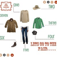 country clothes wish list