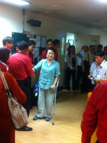 EX-CEO SMRT Farewell Party (4/6)
