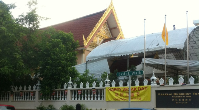 Monks from Simpang Bedok Temple (3/6)