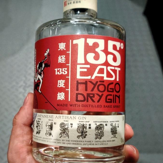 135 East Hyogo Dry Gin