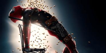Deadpool Flashdance Teaser Poster