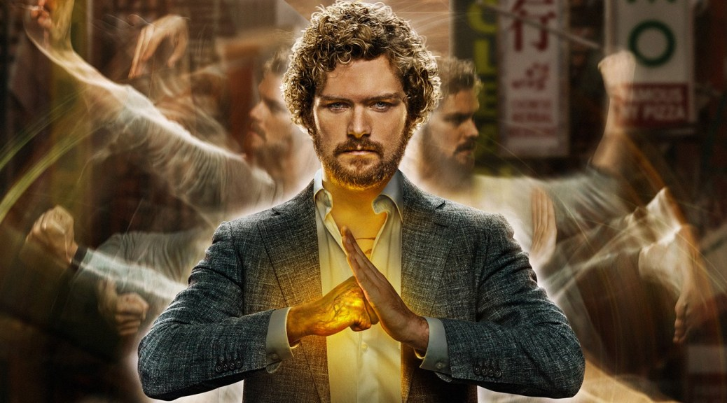 Iron Fist Promo Season 1