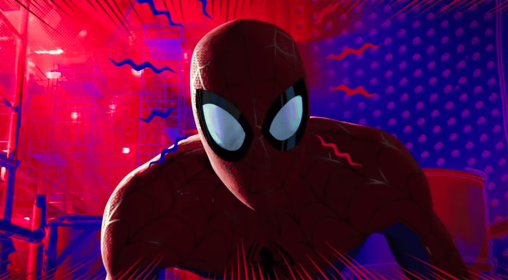 Into the Spider-Verse: Peter Parker