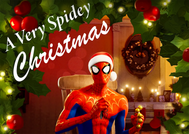 A Very Spidey Christmas!