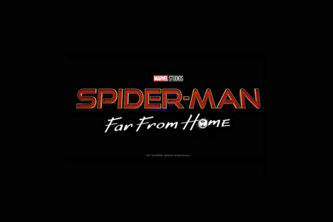 "Logo für ""Spider-Man: Far From Home"""