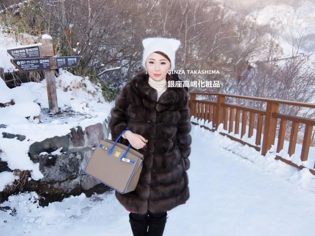 本日は銀座ママと一緒の大人女子会  雪予報の上野韻松亭 (まだ雪は降っていません)