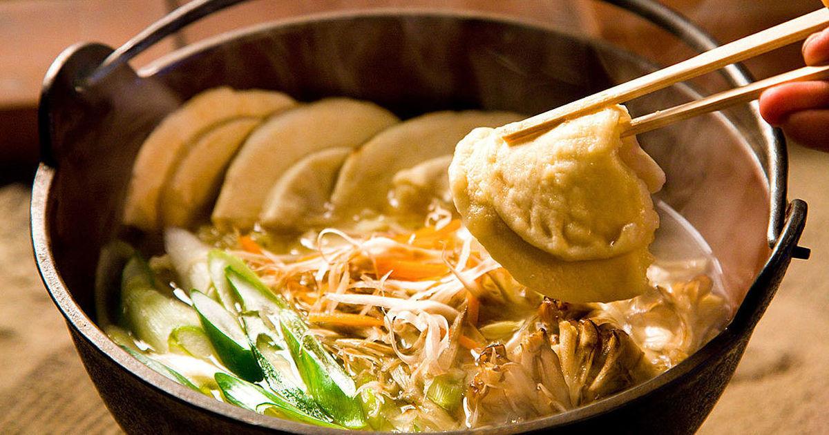 鮫島事件の真相 銀座ママ美肌の秘訣♡食べてダイエット 芋煮・せんべい汁・きりたんぽ鍋で美肌に