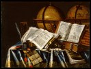 """Adam Bernaert, """"Vanitas"""" (1665)"""