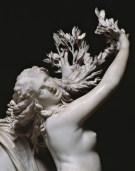 """Gian Lorenzo Bernini, """"Apollo and Daphne"""", detail (1625)"""