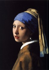 """Jan Vermeer, """"The Girl with the pearl earring"""" (1665)"""