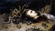 "Peter Paul Rubens, ""Head of Medusa"" (1617)"