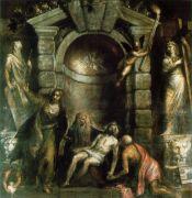 """Tiziano, """"Pietà"""" (1576)"""