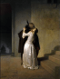 """Francesco Hayez, """"The Kiss"""" (1861)"""