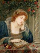 "Marie Spartali Stillman, ""Beatrice"" (1895)"