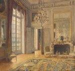 "Maurice-Eugène Delaporte, ""Le salon de Madame de Maintenon"" (1929)"