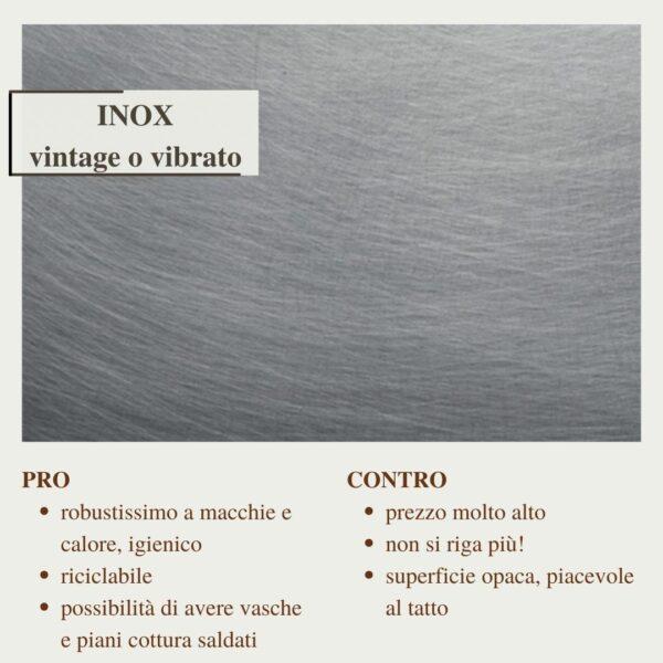 inox vibrato