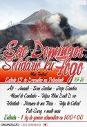 Fogo (Capo Verde), cartelli di sostegno (anche spirituale) alla popolazione disastrata dall'eruzione vulcanica - 13/30